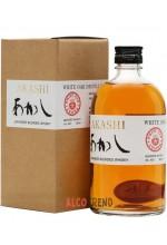 Виски Akashi Blended Акаши Блендед 0.5л