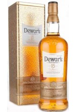 Виски Dewar's Дьюарс 15 лет 1л