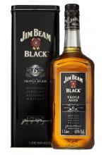 Виски Jim Beam Black 6 YO Джим Бим Блэк 1L