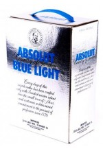 Водка Absolut Blue Абсолют 3л