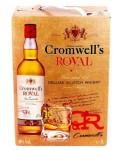 Виски  Cromwell's Royal (Кромвелс) 3л