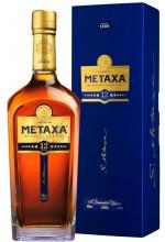 Бренди Metaxa Метакса 12YO 0,7л