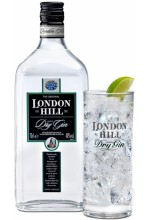 Джин London Hill Gin Лондон Хилл 1л