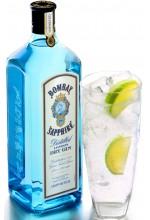 Джин Bombay Sapphire Бомбей сапфир 1л