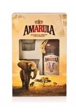 Ликер Amarula + 2 стакана 1л