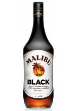 Ликер Malibu Black Малибу Блэк 1л