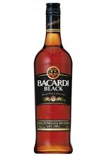 Ром Bacardi Black Бакарди Блэк 1л