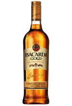 Ром Bacardi Gold Бакарди Голд 1л