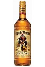 Ром Captain Morgan Spiced Gold Капитан Морган Голд 1л