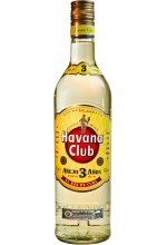 Ром Havana Club 3YО Гавана Клаб 3 года 1л