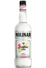 Самбука  Extra Molinari Молинари Экстра 1л