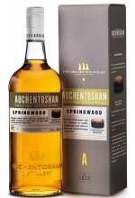 Виски Auchentochan Springwood Очентошен Спрингвуд 1л