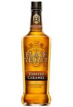 Виски Black Velvet Caramel Блэк Вельвет Карамель 1л