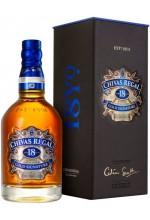 Виски Chivas Regal 18 YO Чивас Ригал 18 лет 1л