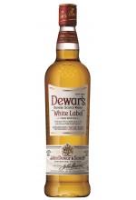 Виски Dewar's White Label Дьюарс Вайт Лэйбл 1л