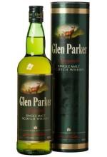 Виски Glen Parker Signle Malt Tube Глен Паркер 1л