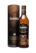 Виски Glenfiddich 18 Years Old Гленфиддик 18 лет 1л