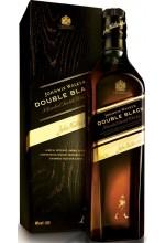 Виски  Johnnie Walker Double Black  Дабл Блэк 1л
