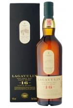 Виски Lagavulin 16 YO Лагавулин 16 лет, в коробке 0,7л