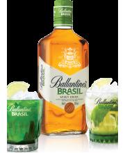 Виски Ballantine's Brasil Баллантайнс Бразильский лайм 1л