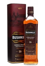 Виски  Bushmills Malt 16 Year Old Бушмилс Молт 16 лет 0,7 л