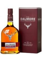 Виски Dalmore 12 years, Далмор 12 лет 1л