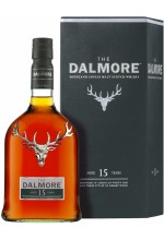 Виски Dalmore 15 years, Далмор 15 лет 1л