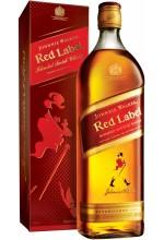 Виски  J. Walker Red Label Рэд Лэйбл 1л
