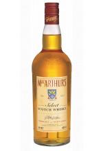 Виски MacArthur's Select Scotch МакАртурс 1л