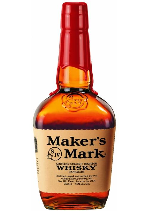 Виски  Maker's Mark Мэйкерс Марк 1л