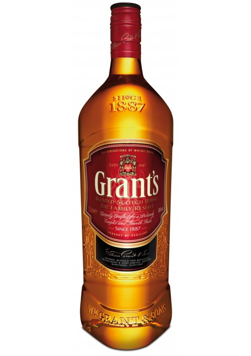 Виски Grant's Family Reserve Грантс Резерв 1л