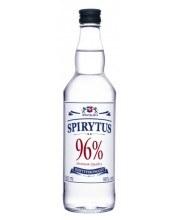 Водка Wratislavia Spirytus Вратиславия Спиритус 0,5л