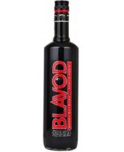 Водка Blavod Black Vodka Блэвод Черная Водка 1л